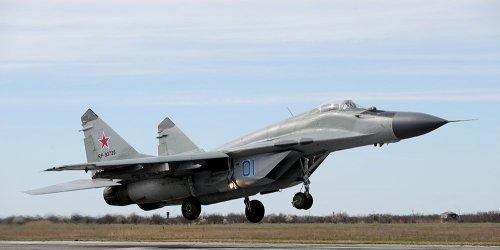 Ирак может заменить американские F-16 российскими истребителями