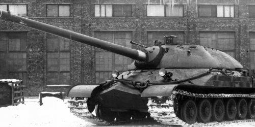 Почему в СССР не приняли на вооружение ИС-7
