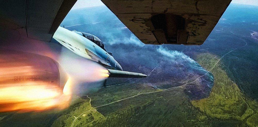 В России начали испытания новой высокоточной авиаракеты