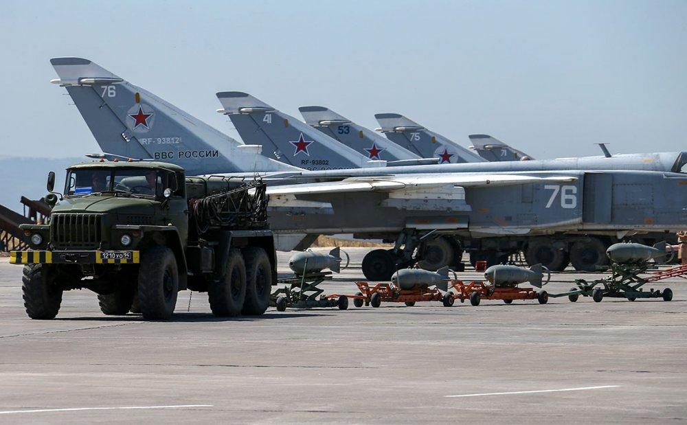 Летчики рассказали о преимуществах новой ВПП на авиабазе Хмеймим